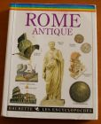 [R02626] Les encyclopoches : Rome antique, Susan Mckeever