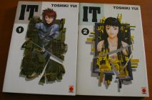 [R03567] IT 2 tomes (complet), Toshiki Yui