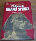 [R04541] L énigme du grand Sphinx, Georges Barbarin