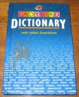 [R05079] Dictionary with colour illustrations