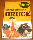 [R07322] OSS 117 : Contact impossible, Jean Bruce