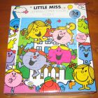 [R07683] Puzzle Little Miss : Jumping competition (24 pièces), Roger Hargreaves