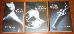 [R07931] The Fifty Shades Trilogy, EL James
