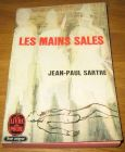 [R09262] Les mains sales, Jean-Paul Sartre