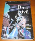 [R10953] Droit civil T1, Louis Bach