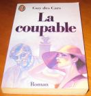 [R11090] La coupable, Guy des Cars