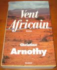 [R11622] Vent Africain, Christine Arnothy