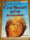[R11931] C est Mozart qu on assassine, Gilbert Cesbron