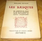 [R12024] Les Basques, Philippe Veyrin