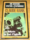 [R12203] Les walkyries du front d Euphrate, Claude Rank