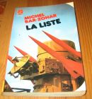 [R12346] La liste, Michel Bar-Zohar