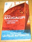 [R12437] Ferrailleurs des mers, Paolo Bacigalupi