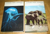 [R12510] L évolution animale (2 tomes), Alfred S. Romer