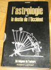 [R12613] L astrologie et le destin de l Occident, Hades