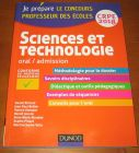 [R13512] CRPE 2018 - Sciences et technologie