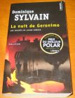 [R13572] La nuit de Geronimo, Dominique Sylvain