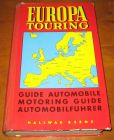[R13854] Europa Touring, Guide automobile