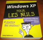 [R14217] Windows XP pour les nuls, Andy Rathbone