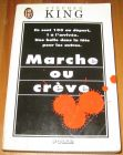 [R14271] Marche ou crève, Stephen King (Richard Bachman)