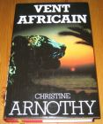[R14456] Vent africain, Christine Arnothy
