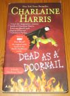 [R14629] Sookie Stackhouse 5 – Dead as a doornail, Charlaine Harris
