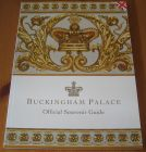 [R14818] Buckingham Palace, Official Souvenir Guide