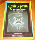 [R14871] Chair de poule 26 – La fille qui criait au monstre, R.L. Stine