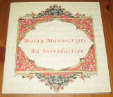 [R15066] Malay Manuscripts : An introduction