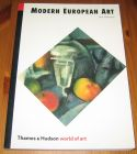 [R15077] Modern European Art, Alan Bowness