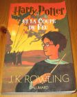 [R15394] Harry Potter et la coupe de feu (4), J.K. Rowling