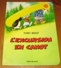 [R15529] L excursion en canot, Tony Wolf