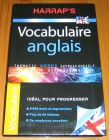 [R16098] Vocabulaire anglais