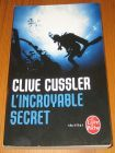 [R16465] L'incroyable secret, Clive Cussler