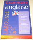 [R16997] Grammaire anglaise