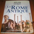 [R17179] Atlas historique de La Rome Antique, Nick Constable
