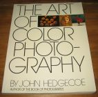 [R17316] The art of color photography, John Hedgecoe