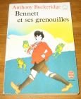 [R17718] Bennett et ses grenouilles, Anthony Buckeridge