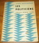 [R17930] Les politiciens, Jacques Bloch-Morhange